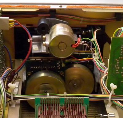 ReVox B215 Laufwerk