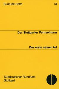 Buchtitel Der Stuttgarter Fernsehturm