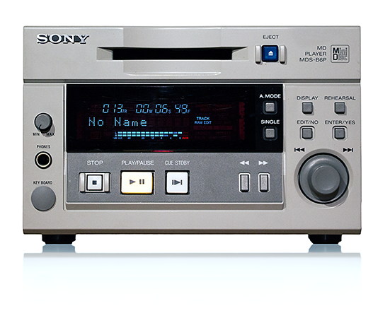 Sony MDS-B6P