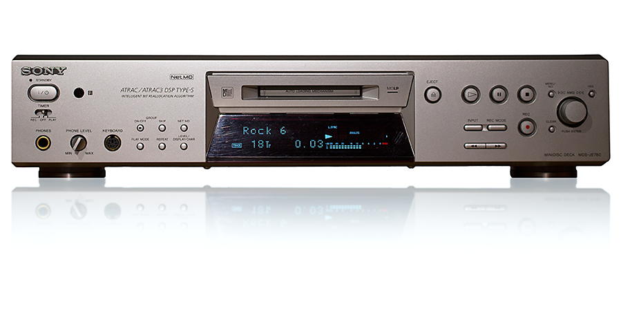 Sony MDS-JE780