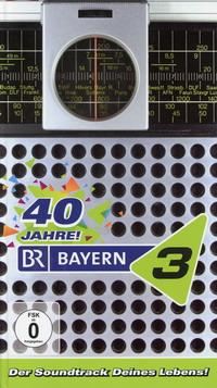 Buchtitel 40 Jahre Bayern 3
