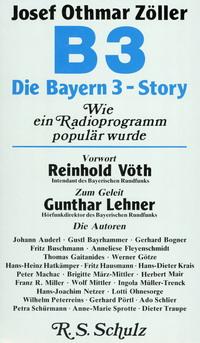 Buchtitel Die B3-Story