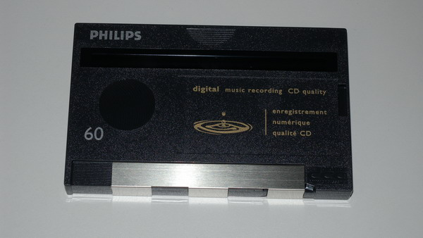 Digital Compact Cassette
