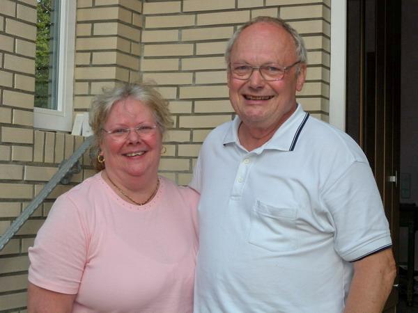 Doris und Wolfgang Hanefurth