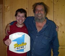Andreas Knedlik und Peter Niedner