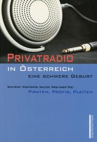 Buchtitel Privatradio in Österreich