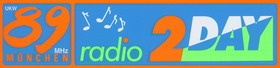 Radio 2DAY Logo
