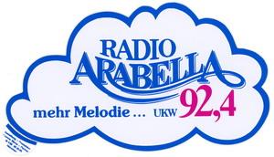 Radio Arabella Aufkleber