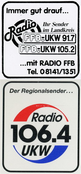 Radio FFB und Radio 106.4