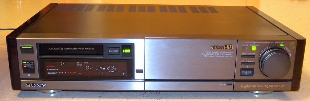 Sony EV-S1000E
