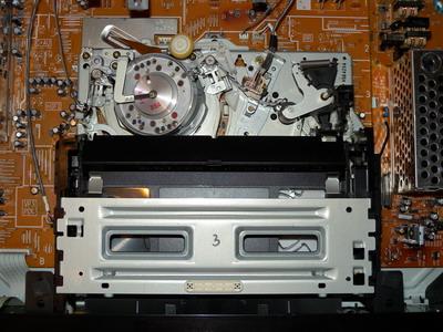 Sony SLV-SE70 Laufwerk