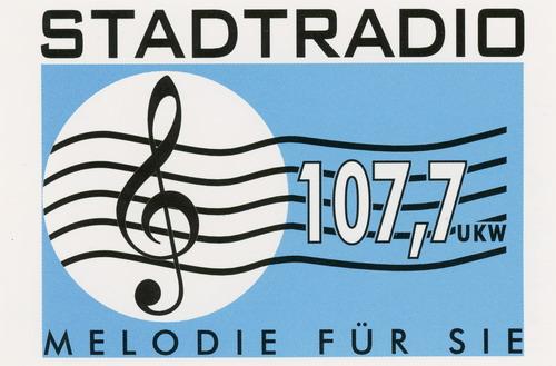 Logo Stadtradio 107,7